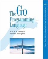 The Go Programming Language 0134190440 Book Cover