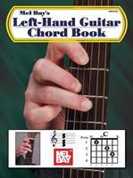 Mel Bay Left-Hand Guitar Chord Book 0786635746 Book Cover