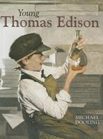 Young Thomas Edison 0823418685 Book Cover
