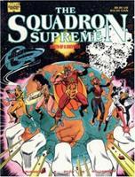 The Squadron Supreme: Death of a Universe 0785120912 Book Cover