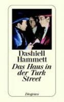 Das Haus in der Turk Street und andere Detektivstories. 3257209142 Book Cover