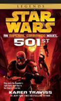 501st: An Imperial Commando Novel (Star  Wars) 0345511131 Book Cover