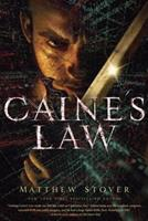 Caine's Law 0345455894 Book Cover