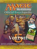 Magic: The Gathering -- Official Encyclopedia: The Complete Card Guide, Volume 5 1560252715 Book Cover