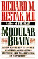 Modular Brain 0684801264 Book Cover