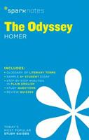 The Odyssey (Spark Notes Literature Guide) 1586633546 Book Cover