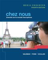 Chez Nous: Branche sur le monde francophone (3rd Edition) 0135033675 Book Cover
