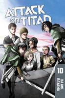 Attack on Titan, Vol. 10 1612626769 Book Cover