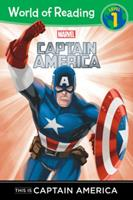 Captain America: This Is Captain America 1532140517 Book Cover