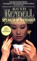 The Speaker of Mandarin 0099328100 Book Cover
