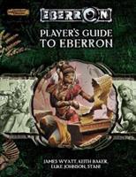 Player's Guide to Eberron (Eberron Supplement) 0786939125 Book Cover