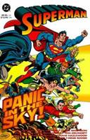 Superman: Panic in the Sky (Superman) 1563890941 Book Cover