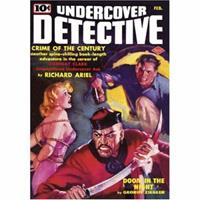 Undercover Detective - February 1939 1597980528 Book Cover
