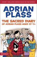 Sacred Diary of Adrian Plass Aged 37 3/4 0551014180 Book Cover