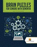 Brain Puzzles for Seniors with Dementia: Mazes for Programmers 0228221102 Book Cover