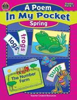 A Poem in My Pocket: Spring (A Poem in My Pocket) 142063142X Book Cover