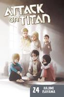 Attack on Titan, Vol. 24 1632365359 Book Cover