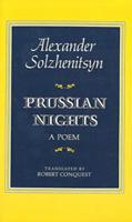 Prusskie nochi 0374513910 Book Cover