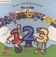 Meet the Numbers Lift the Flap Book 0976700816 Book Cover