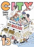 CITY 13 1647290627 Book Cover
