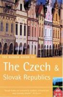 The Rough Guide to The Czech & Slovak Republics 7 (Rough Guide Travel Guides) 1843535254 Book Cover