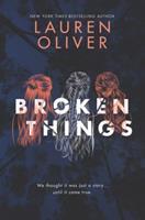 Broken Things 0062224131 Book Cover