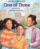 One of Three (Orchard Paperbacks) 0531059553 Book Cover