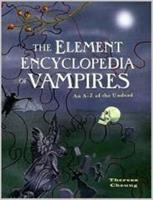 The Element Encyclopedia of Vampires 0007312792 Book Cover