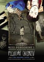 Miss Peregrine's Home for Peculiar Children: The Graphic Novel 0316282189 Book Cover