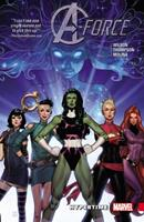 A-Force, Volume 1: Hypertime 0785196056 Book Cover