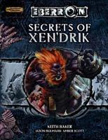 Secrets of Xen'drik (Eberron Supplement) 0786939168 Book Cover