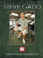 Mel Bay presents Steve Gadd Drumming Transcriptions 0786682078 Book Cover