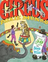 Circus: Over 50 flaps plus seek-and-find! 0811852091 Book Cover
