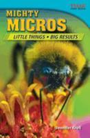 Pequeos Poderosos: Cosas Diminutas, Grandes Resultados (Mighty Micros: Little Things, Big Results) 1433349485 Book Cover