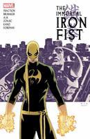 The Immortal Iron Fist Omnibus 0785185429 Book Cover