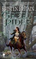 Green Rider 0886778581 Book Cover