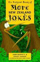 Penguin Book of New Zealand Jokes 0140279962 Book Cover