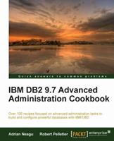 IBM DB2 9.7 Advanced Administration Cookbook 1849683328 Book Cover