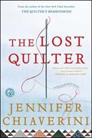The Lost Quilter 1416533168 Book Cover
