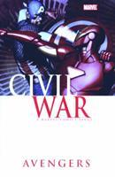 Civil War: Avengers 0785148809 Book Cover