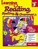 Learning Library Reading, Spelling, and Grammer Grade 3 156234482X Book Cover