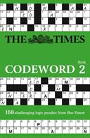 The Times Codeword 2: 150 cracking logic puzzles 0007368194 Book Cover