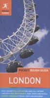 Pocket Rough Guide London (Pocket Rough Guides) 1409360199 Book Cover