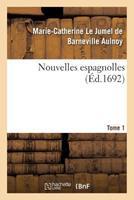 Nouvelles Espagnolles T01 2016120185 Book Cover