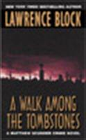 A Walk Among the Tombstones 0688103502 Book Cover