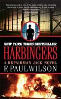Harbingers 0765351390 Book Cover