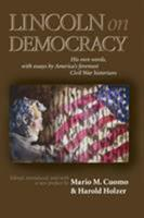 Lincoln On Democracy 006039126X Book Cover