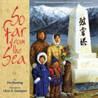 So Far from the Sea 0395720958 Book Cover