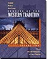 Western Civilization, Volume 2, 7th Edition and Sources, Volume 2, 5th Edition and Atlas 1998