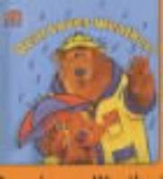 Bear Loves Weather! (Bear in the Big Blue House) 0671774468 Book Cover